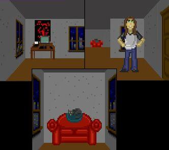 Erics Room