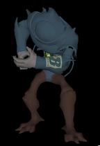Blu-alien