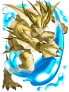Delight Merman transparent