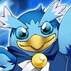 Hope Penguin (Blue) Icon
