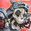 Skeleton Warrior (Fire) Icon