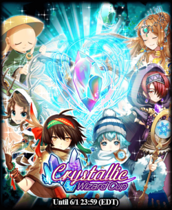 Crystallic Wizard Cup Announcement