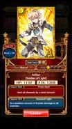 Arthur (Soldier of Light) Profile