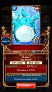 Rocher (Ice Stone) Card
