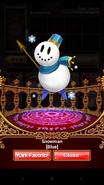Snowman (Blue) Full