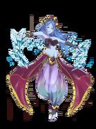 Sylvia (The Ice) transparent