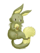 Thunder Rabbit transparent