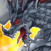 Metal Dragon (Silver Flame Dragon) Icon