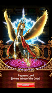 Pegasus Lord (Divine Wing of the Gods) 3d