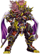 Baron Lionel (The Beast King) transparent