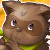 Thunder Raccoon Icon