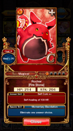 Rocher (Fire Stone) info