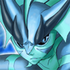 Blue Merman Icon