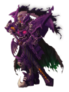 Shadow Servant (The God of Death) transparent
