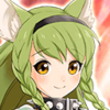 Nina (The wolf girl from foremost forests) Icon
