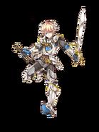Arthur (Soldier of Light) transparent