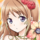 Senia (Girl playing with Flowers) Icon