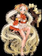Loretta (Beloved of the Black King) transparent