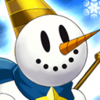 Snowman (Sapphire) Icon