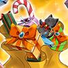 Large Christmas Present (Yellow) Icon