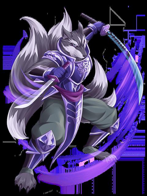 Image - Tsukikage (Lone Warrior) transparent.png - Quiz ...