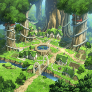 Forest Village Rallydon