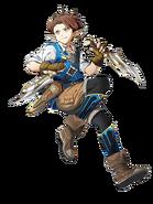 Cyrus (The Elite Elf) transparent