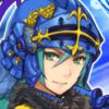 Kutlea (Blue Knight of the Heavens) Icon