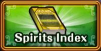 Spirits Index Icon