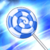 Blue Candy Icon