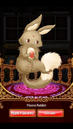 Flame Rabbit