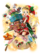 Puffy Bell (Messenger of the Holy Night) transparent