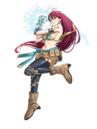 Lennox (The Quick Fisted) transparent