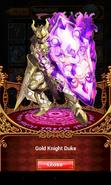 Gold Knight Duke 3D
