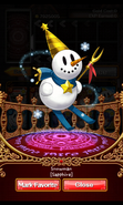 Snowman (Sapphire) Full