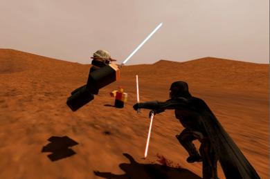 Mars fight