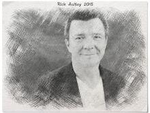 Rick astley irl sketched