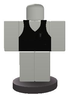 Standard Vest Button