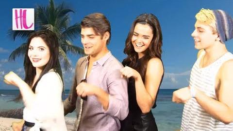 'Teen Beach Movie' The Stars Reveal Their Biggest Disney Crushes
