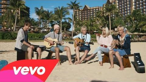 R5 - Forget About You (Live at Aulani)