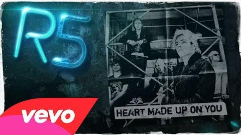 Heart Made Up On You (Audio)
