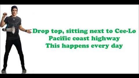 Cali Girls - Lyric Video