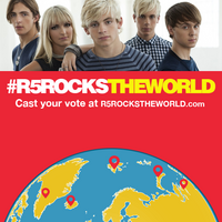 R5RocksTheWorld