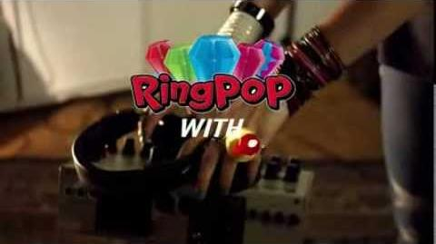 Ring Pop Commercial- Rock That Rock - Featuring R5