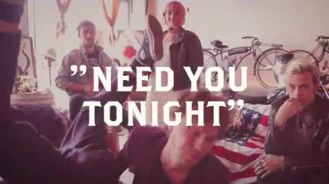 "R5 - ""Need You Tonight"" Preview"