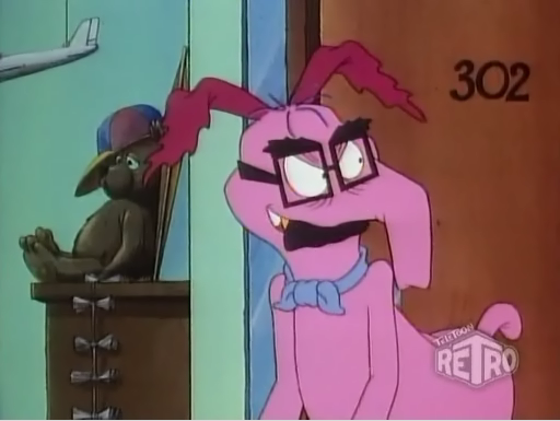 File:54 - Cyril Sneer In His Groucho Marx Disguise.png