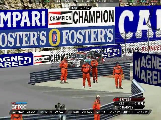Monte Carlo - Race 1