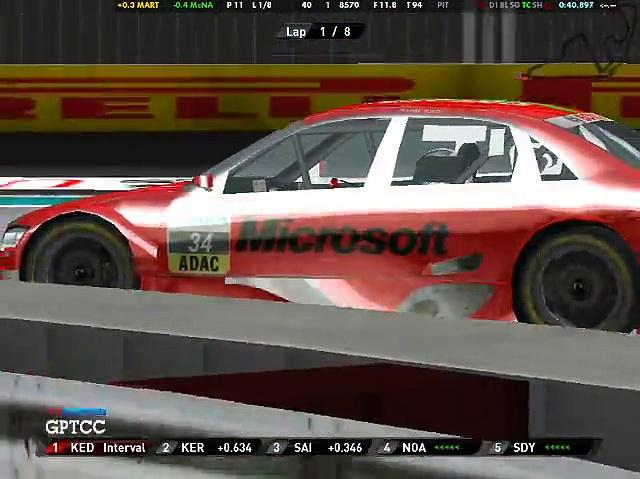 Yas Marina - Race 3
