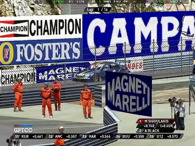 Monte Carlo - Race 3