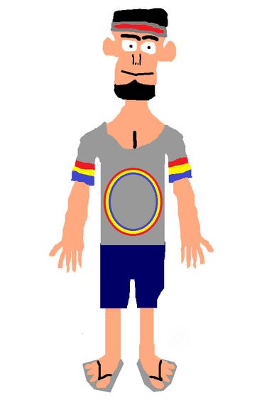 Human Skidd McMarx
